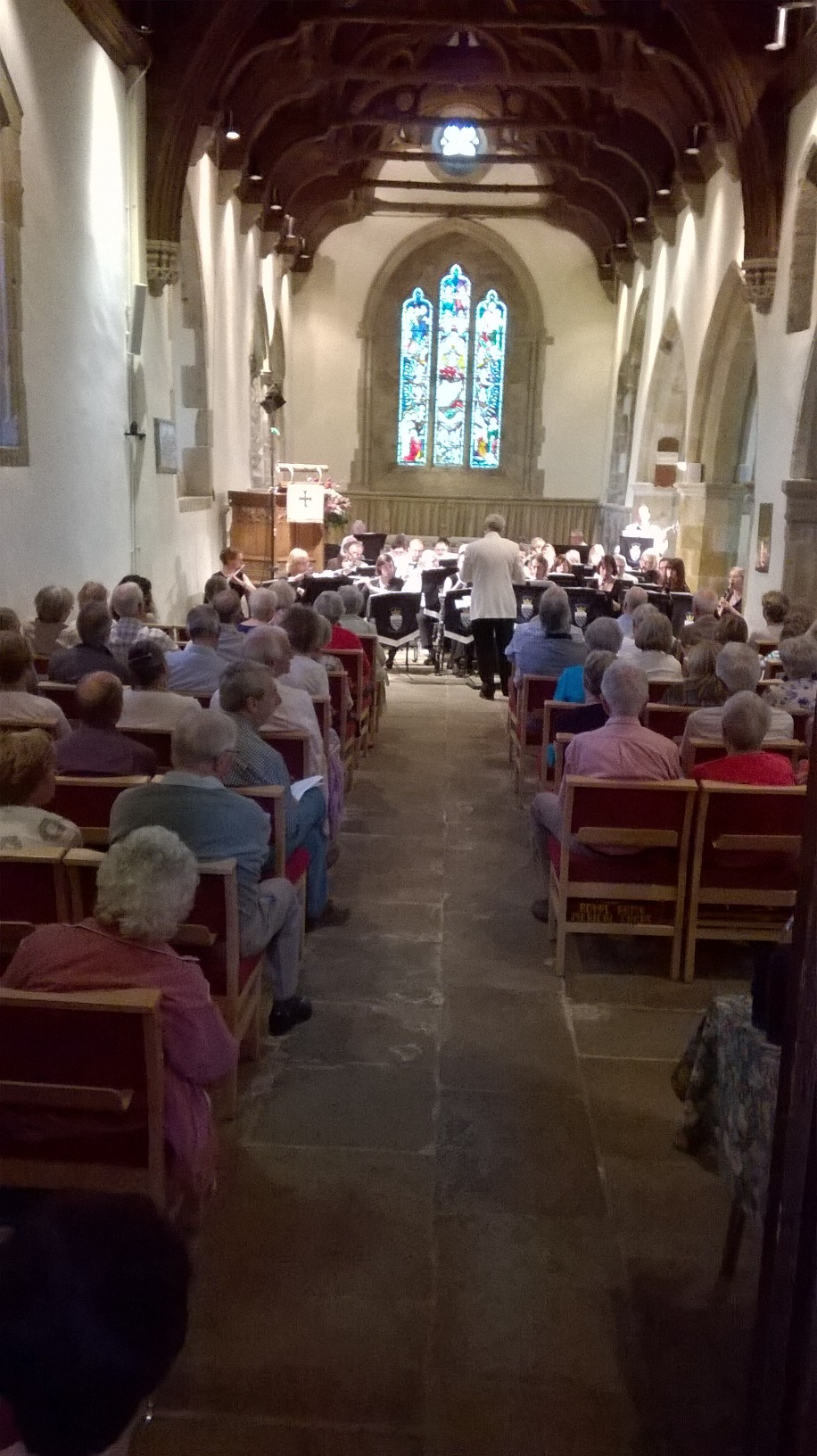 Slinfold concert May 2016